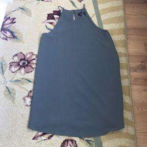 Vici dark gray dress